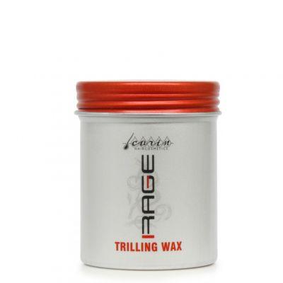 Carin Rage Trilling Wax, pasta nadająca połysk, 100 ml