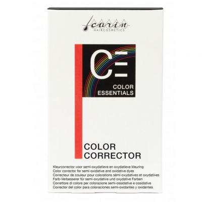 Carin Color Essentials Color Corrector, dwufazowy dekoloryzator, 2 x 100 ml