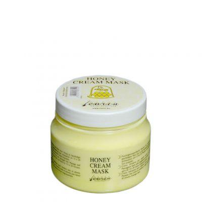 Carin Honey Cream Mask, maska odżywcza do suchych i zniszczonych włosów, 250 ml