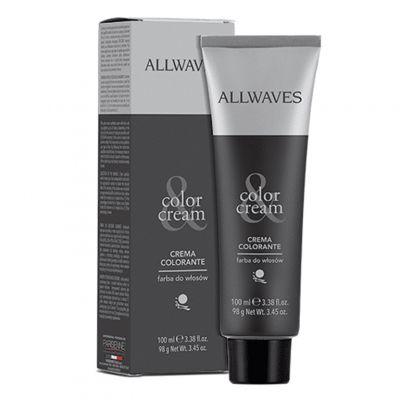Allwaves Cream Color, Farba do włosów, 100 ml