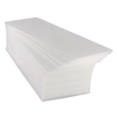 Eko-Higiena paski do depilacji z włókniny, 100 szt.