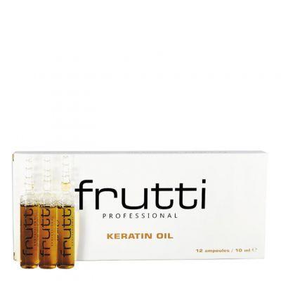 Maxx Frutti di Bosco Keratin, ampułki regenerujące z keratyną, 12 x 10 ml