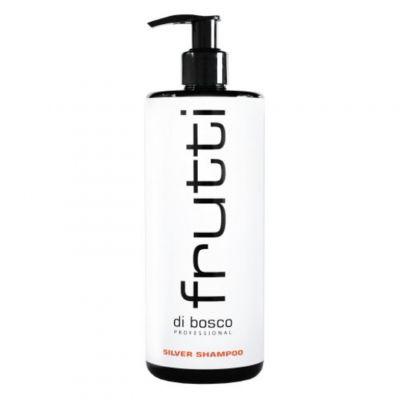 Maxx Frutti di Bosco Silver Shampoo, szampon do włosów blond, 500 ml