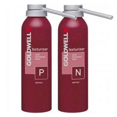 Goldwell TrendLine Texturizer N/P, pianka do trwałej stylizacji, włosy naturalne, porowate, 200 ml
