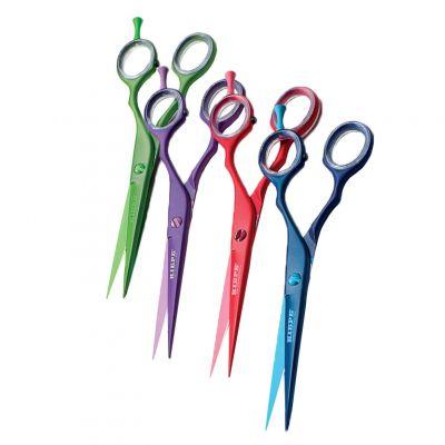 """Kiepe Pastell Color 5.5"""", profesjonalne nożyczki fryzjerskie, 2444"""