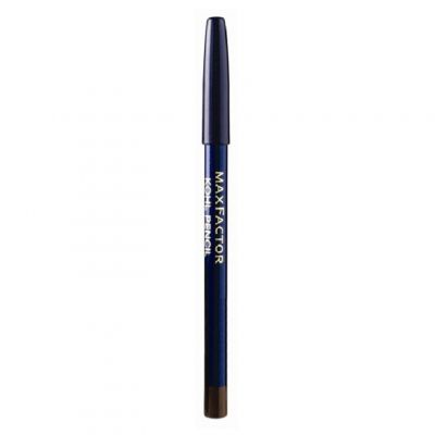 Max Factor Kohl Pencil Black 020, kredka do oczu, 1,2 g