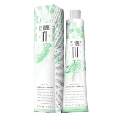 LES Fleurs D'O, farba do włosów bez amoniaku, 160 ml