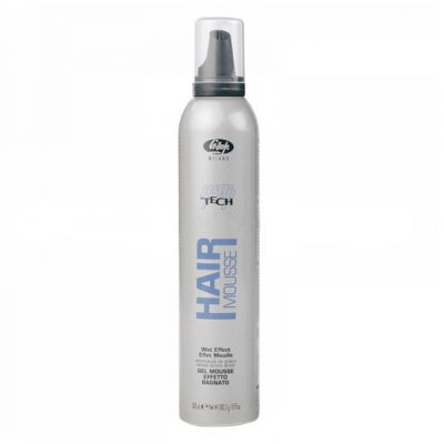 Lisap High Tech Gel Mousse, pianka w żelu, 300 ml