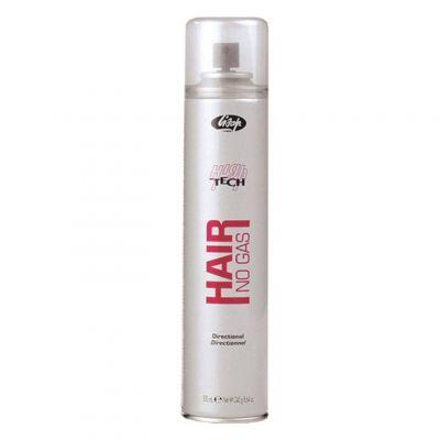 Lisap High Tech Spray No Gas Strong Hold, lakier do włosów bez gazu, 300 ml