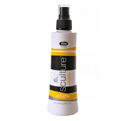 Lisap Sculture Sleek Spray, nabłyszczacz do włosów, 200 ml