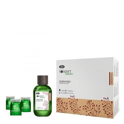 Lisap Keraplant Anti-Hair Loss Treatment, zestaw przeciw wypadaniu włosów