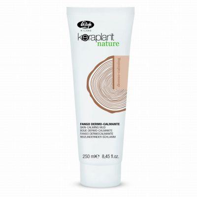 Lisap Keraplant Skin-Calming Mud, glinka oczyszczająca, 250 ml