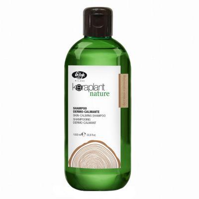 Lisap Keraplant Skin-Calming Shampoo, szampon łagodzący, 1000 ml