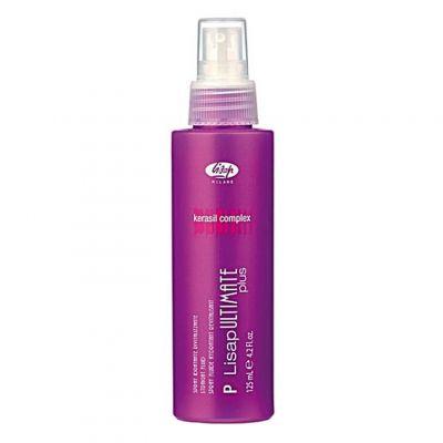Lisap Ultimate Plus Staight Fluid, fluid pod prostownicę, 125 ml