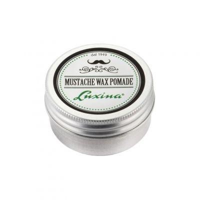 Luxina Mustache Wax Pomade, woskowa pomada do wąsów, 30 ml