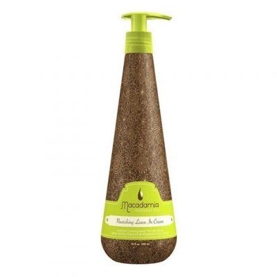 Macadamia Nourishing Leave-in Cream, odżywka do włosów kręconych, 300ml