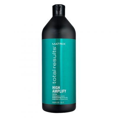 Matrix Total Results High Amplify Shampoo, szampon do włosów cienkich, 1000 ml