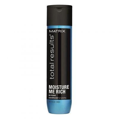 Matrix Moisture Me Rich, odżywka nawilżająca, 300 ml