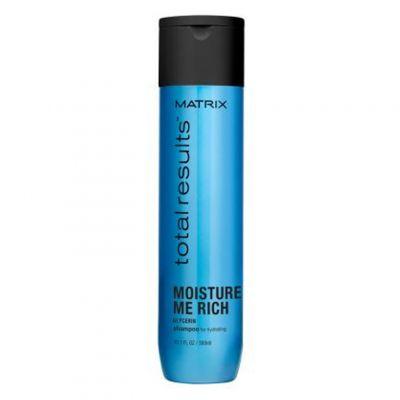 Matrix Moisture Me Rich, szampon nawilżający, 300 ml