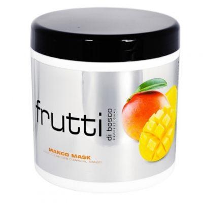 Maxx Frutti di Bosco, regeneracyjna maska do włosów, mango, 1000 ml