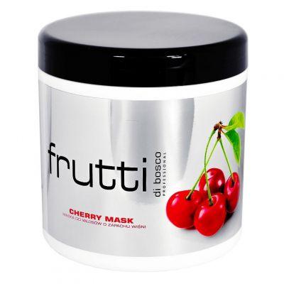 Maxx Frutti di Bosco, maska do włosów farbowanych, wiśniowa, 1000 ml