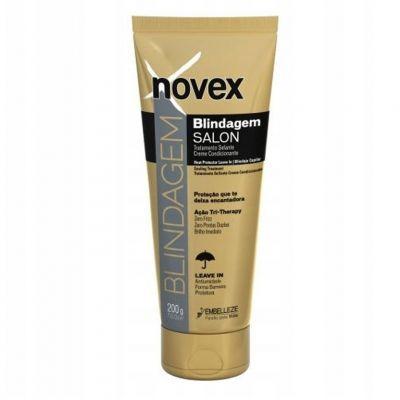 Novex BlindAgem, keratynowa odżywka do włosów, 200 ml