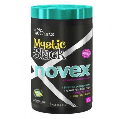 Novex Mystic Black Baobab Oil, maska głęboko nawilżająca, 1000 g