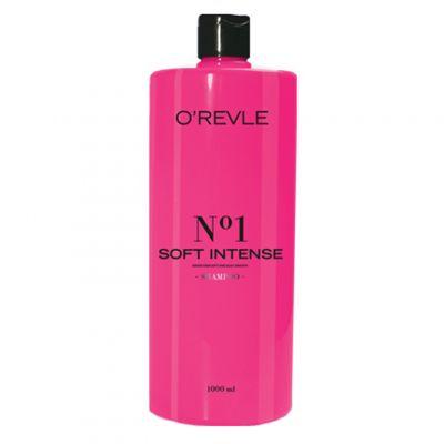 O'Revle Soft Intense N°1 Shampoo, szampon do włosów zniszczonych, 1000 ml