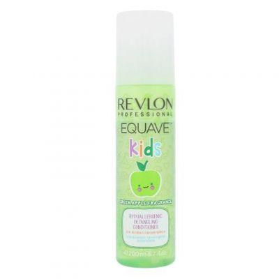 Revlon Equave Kids Green Apple, odżywka rozplątująca włosy dla dzieci, 200 ml