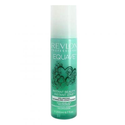 Revlon Equave Volumizing, dwufazowa odżywka nadająca objętość włosom, 200 ml