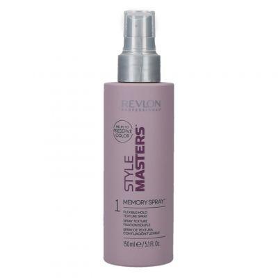 Revlon Style Masters 1 Memory Spray, spray utrwalający z efektem pamięci, 150ml