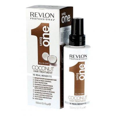Revlon Uniq One, kokosowa maska 10 funkcyjna, 150 ml