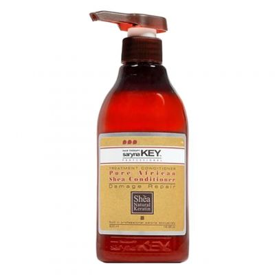 Saryna Key Pure African Shea Conditioner Repair, odżywka regenerująca, 500 ml