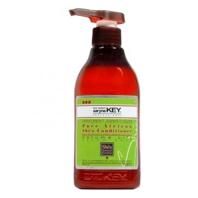 Saryna Key Pure African Shea Conditioner Volume Lift, odżywka do włosów cienkich 500 ml