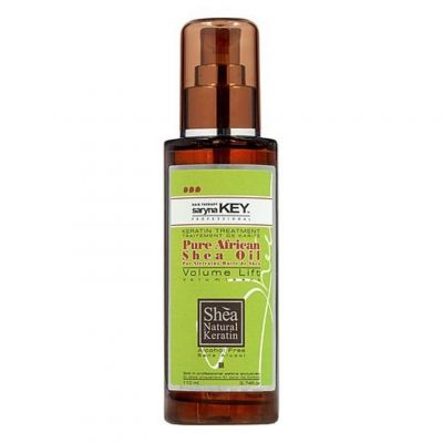 Saryna Key Pure African Shea Oil Volume Lift, olejek do włosów cienkich, 110 ml
