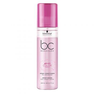 Schwarzkopf BC Color Freeze, odżywka w sprayu do włosów farbowanych, 200 ml