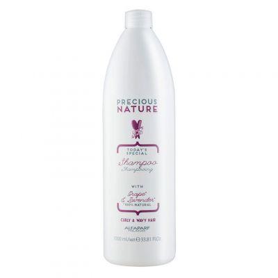 Alfaparf Precious Nature Curly&Wavy, szampon do włosów kręconych i falowanych, 1000 ml