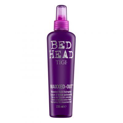 Tigi Bed Head Maxxed-Out, lakier do włosów bardzo mocno utrwalający, 236 ml