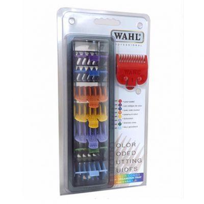 Wahl, zestaw kolorowych nasadek, 8 szt., 3-25 mm
