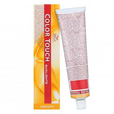 Wella Color Touch Sunlights, krem tonujący bez amoniaku, 60 ml