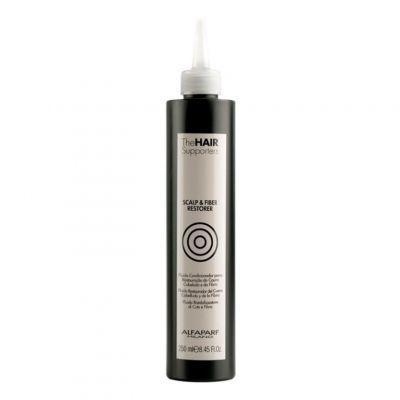 Alfaparf The Hair Supporters Scalp & Fiber Restorer, fluid neutralizujący do włosów i skóry, 250 ml