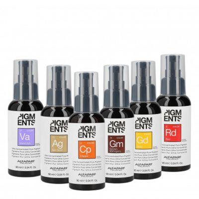 Alfaparf Pigments, skoncentrowany pigment do włosów, 90 ml