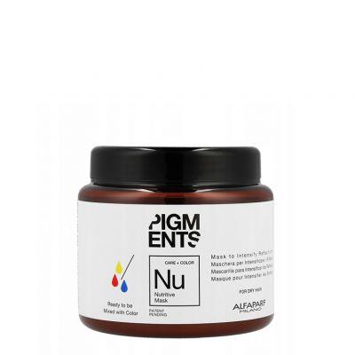 Alfaparf Pigments, maska do włosów suchych, 200 ml