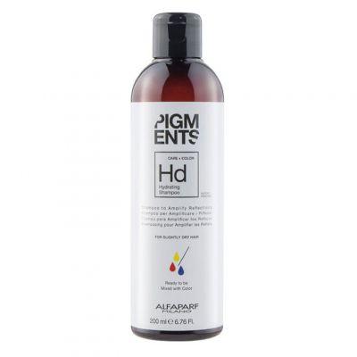 Alfaparf Pigments, szampon do włosów normalnych, 200 ml