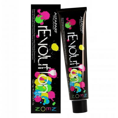 Alfaparf Revolution Neon, neonowa farba do kreatywnej koloryzacji, 90 ml