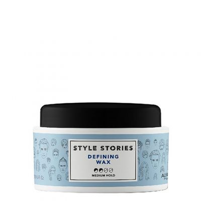Alfaparf Style Stories Defining Wax, wosk definiujący, 75 ml