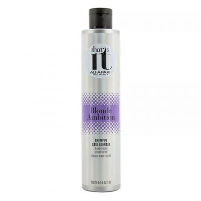 Alfaparf TI Blond Ambition Shampoo, 250ml