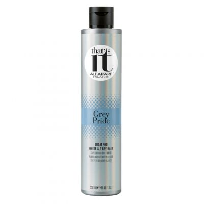 Alfaparf That's It Forever Grey, maska do włosów siwych, 150 ml