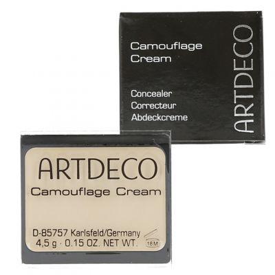 Artdeco Camouflage Cream, kamuflarz do twarzy, 4,5 g