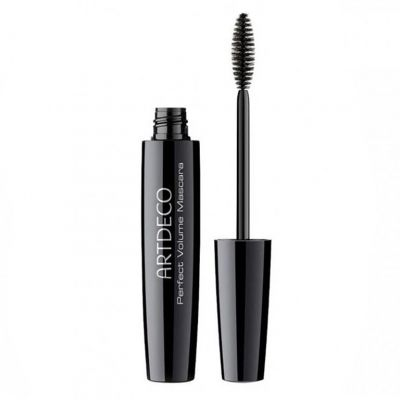 Artdeco Perfect Volume Waterproof Black Mascara, wodoodporny tusz do rzes, 10 ml